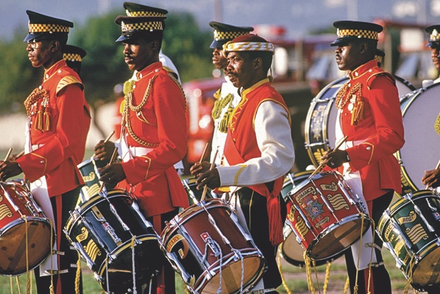 Bermuda-Tattoo-2015-Jamaica-Defence-Force