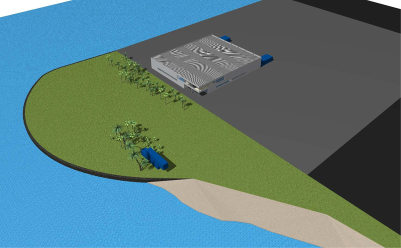 Construction On New Bermudian Base Artemis October 2015 (2)
