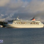 Cruise Ship Balmoral In St George's Bermuda, October 9 2015-10