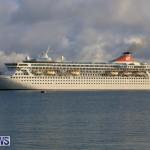 Cruise Ship Balmoral In St George's Bermuda, October 9 2015-11