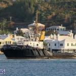 Cruise Ship Balmoral In St George's Bermuda, October 9 2015-16