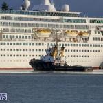 Cruise Ship Balmoral In St George's Bermuda, October 9 2015-22