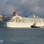 Cruise Ship Balmoral In St George's Bermuda, October 9 2015-23