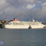 Cruise Ship Balmoral In St George's Bermuda, October 9 2015-24