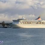 Cruise Ship Balmoral In St George's Bermuda, October 9 2015-9
