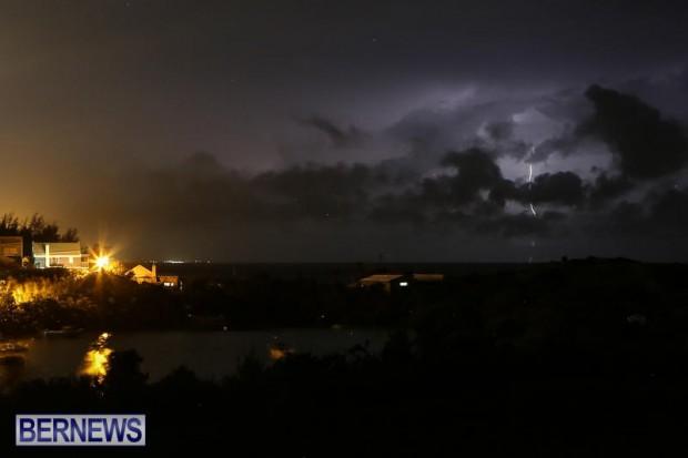 Lightning Bermuda, October 13 2015-1