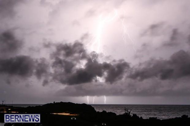Lightning Bermuda, October 13 2015-16