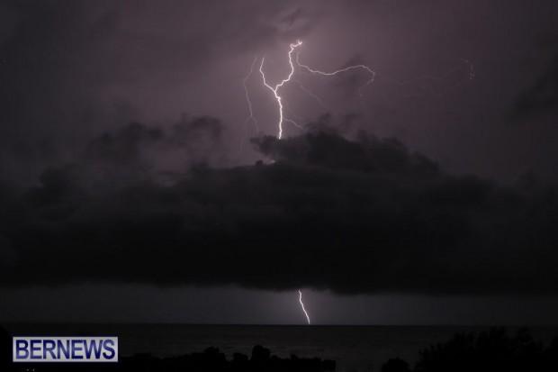 Lightning Bermuda, October 13 2015-17