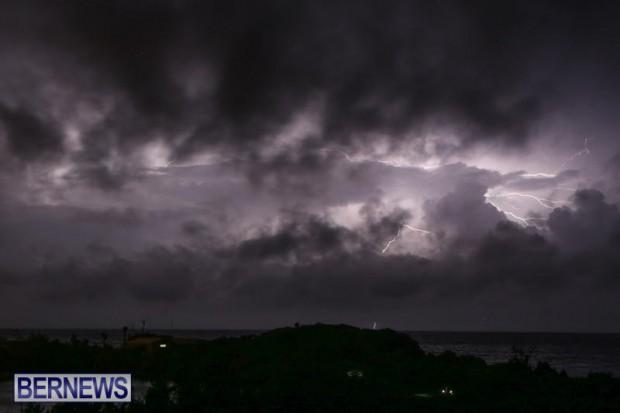 Lightning Bermuda, October 13 2015-8