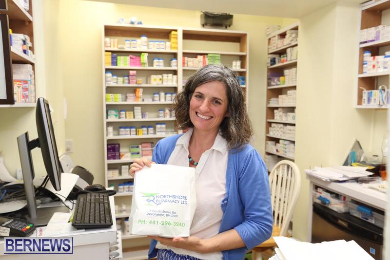 Northshore Pharmacy Ltd Opens At NMAC Bermuda Oct 2015 (1)