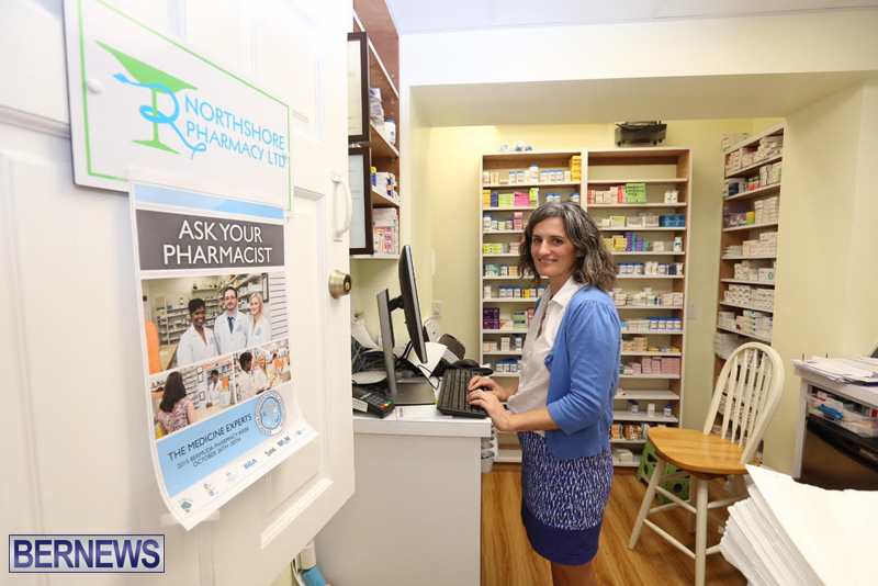 Northshore Pharmacy Ltd Opens At NMAC Bermuda Oct 2015 (3)