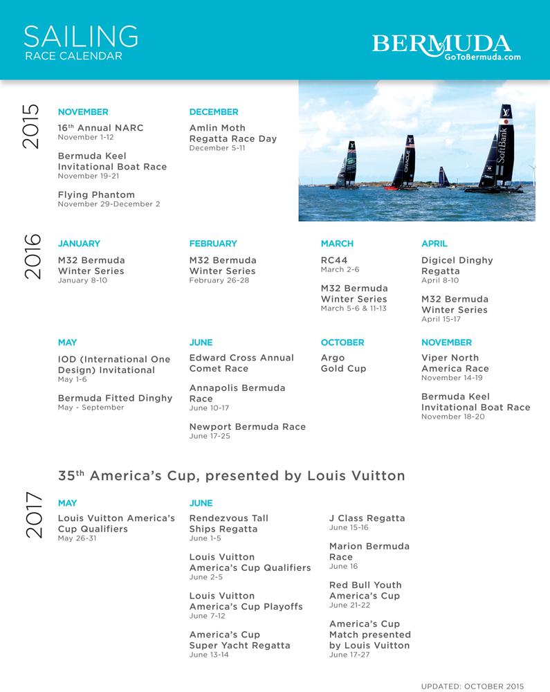 Sailing_Race Calendar_Oct 20 2015