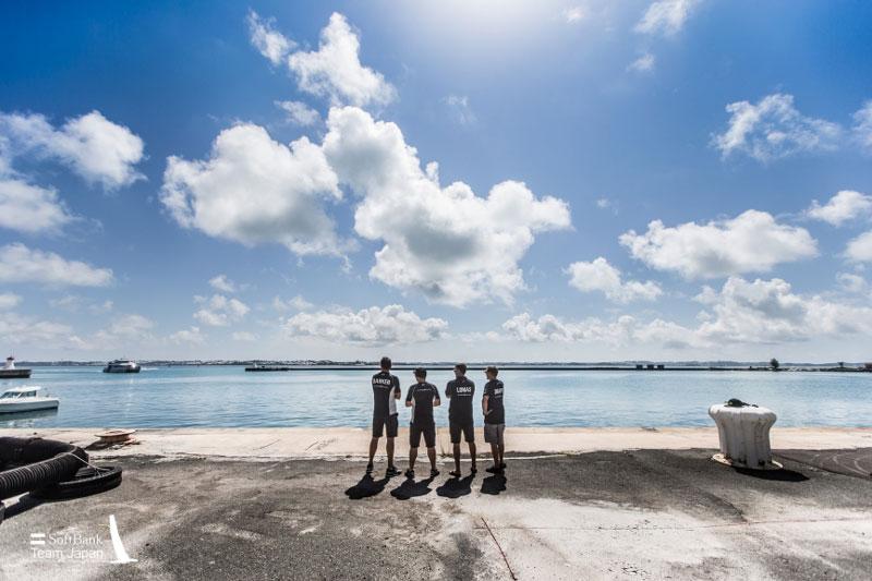 Softbank-Team-Japan-Move-Base-To-Bermuda