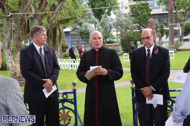 2015 BVRC Remembrance Day Bermuda (1)