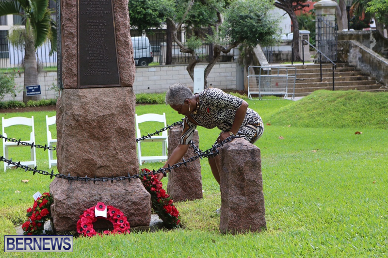 2015 BVRC Remembrance Day Bermuda (7)