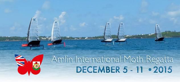 AMLIN INTERNATIONAL MOTH REGATTA Bermuda November 2015