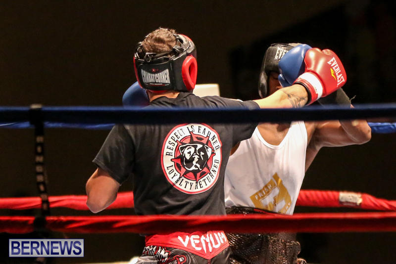 Andre Lambe vs Shane Mello Boxing Match Bermuda, November 7 2015-2