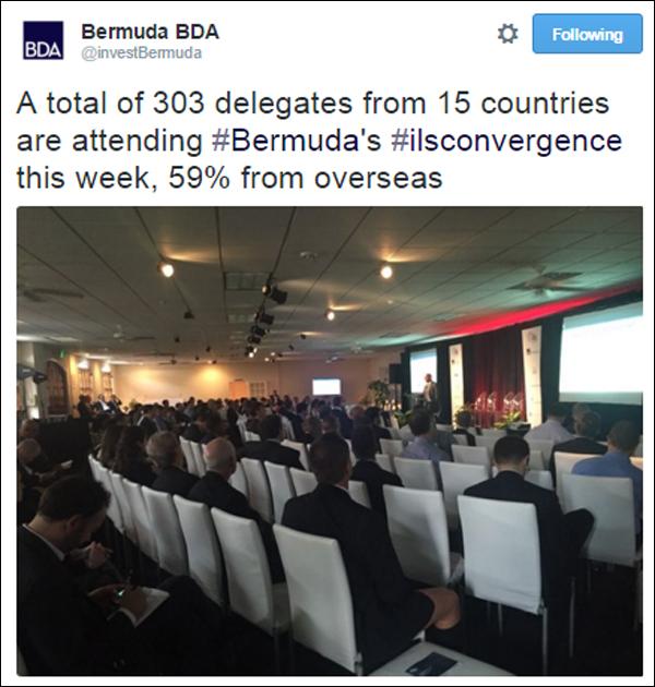 Bermuda BDA Tweet November 12 2015