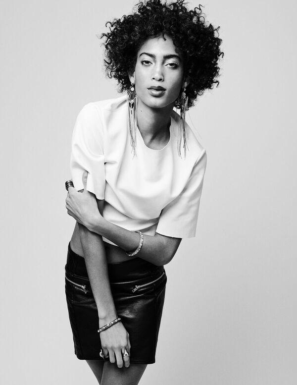 Bermuda Model Lily Lillian Lightbourn magazine Nov 2015 (9)