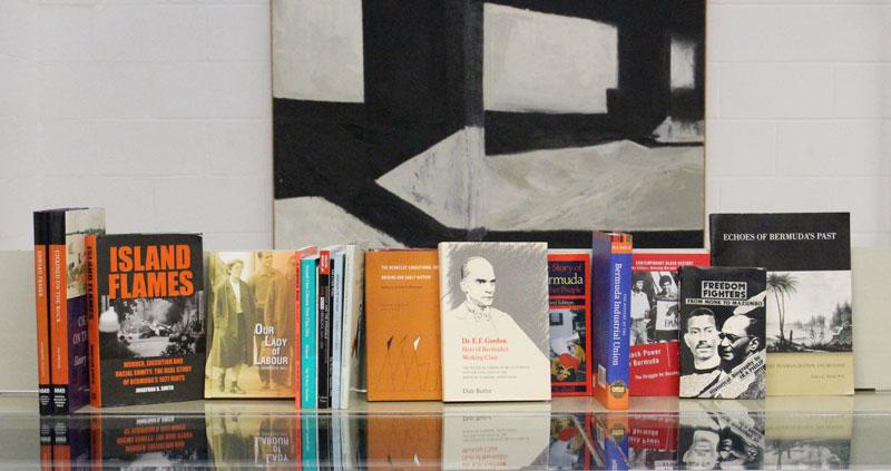 Bermuda books