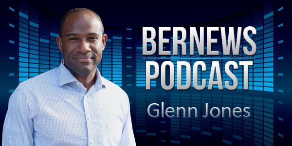 Bernews Podcast with Glenn Jones 3a