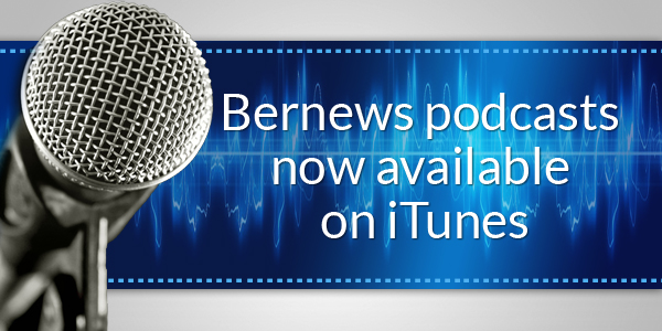 Bernews podcasts now available on iTunes 2