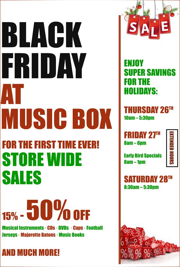 Black-Friday-at-Music-Box Bermuda Nov 26 2015 11