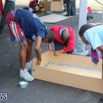 Cardboard Boat Challenge Bermuda, November 19 2015-20