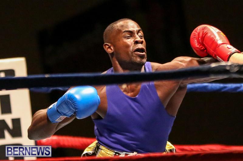 Daniel Avram vs Corey Boyce Boxing Match Bermuda, November 7 2015-1
