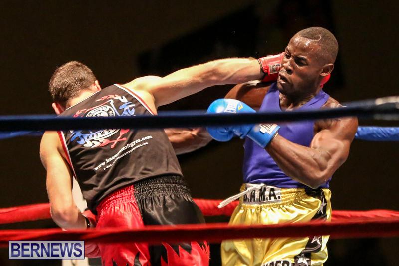 Daniel Avram vs Corey Boyce Boxing Match Bermuda, November 7 2015-16