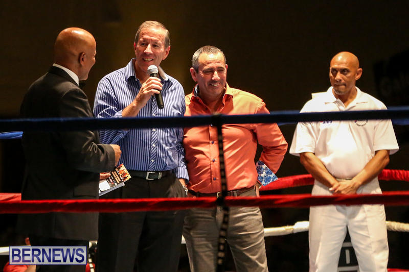 Daniel Avram vs Corey Boyce Boxing Match Bermuda, November 7 2015-18