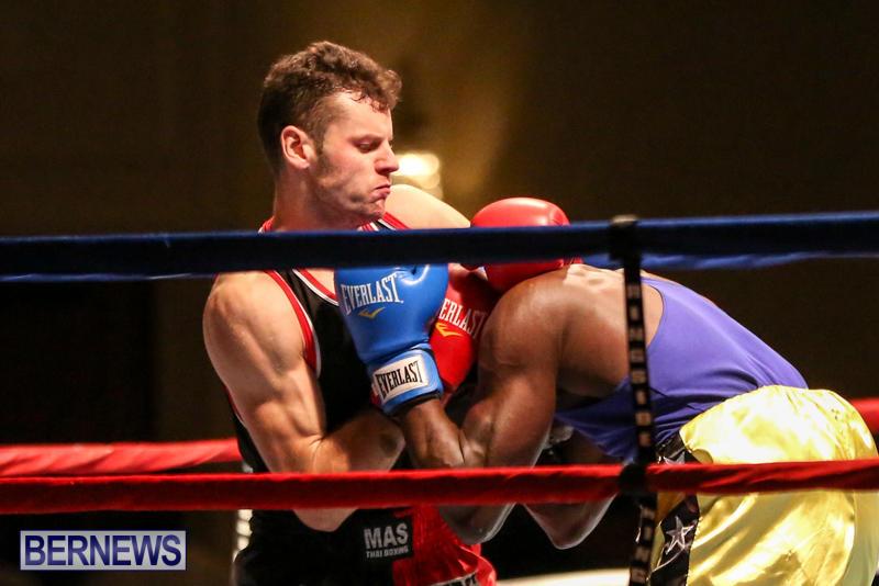 Daniel Avram vs Corey Boyce Boxing Match Bermuda, November 7 2015-3