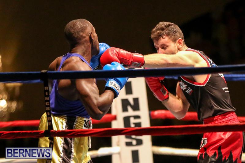 Daniel Avram vs Corey Boyce Boxing Match Bermuda, November 7 2015-7
