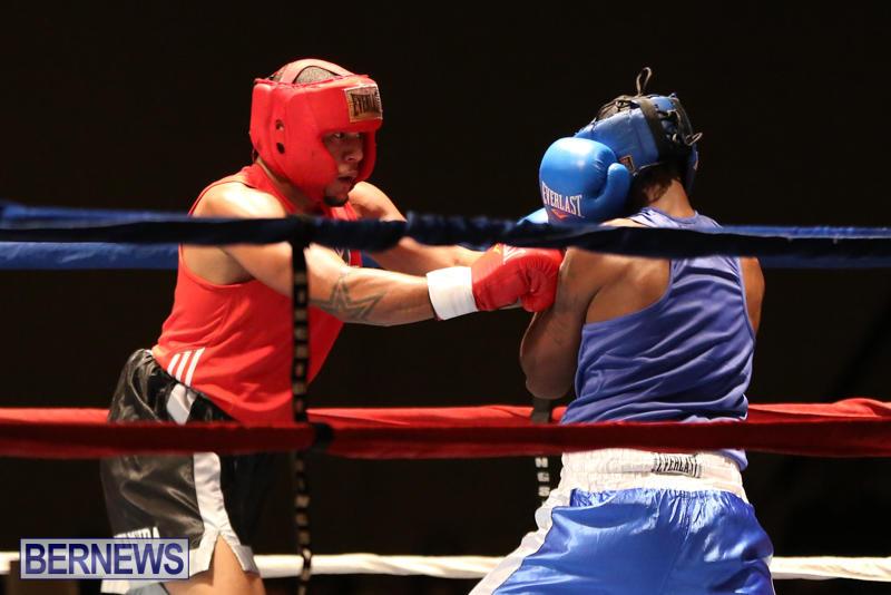 Keanu Wilson vs Courtney Dublin Boxing Match Bermuda, November 7 2015-18