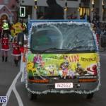 MarketPlace Santa Parade Bermuda, November 29 2015-36