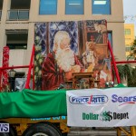 MarketPlace Santa Parade Bermuda, November 29 2015-4