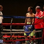 Nikki Bascome vs Pilo Reyes Boxing Match Bermuda, November 8 2015-1