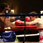 Nikki Bascome vs Pilo Reyes Boxing Match Bermuda, November 8 2015-14