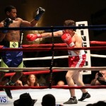 Nikki Bascome vs Pilo Reyes Boxing Match Bermuda, November 8 2015-15