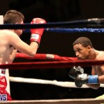 Nikki Bascome vs Pilo Reyes Boxing Match Bermuda, November 8 2015-20