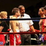 Nikki Bascome vs Pilo Reyes Boxing Match Bermuda, November 8 2015-5