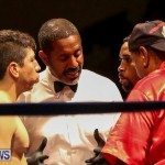 Nikki Bascome vs Pilo Reyes Boxing Match Bermuda, November 8 2015-6