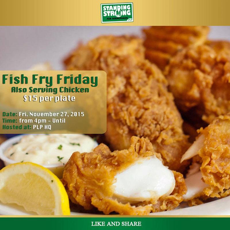 PLP Fish Fry