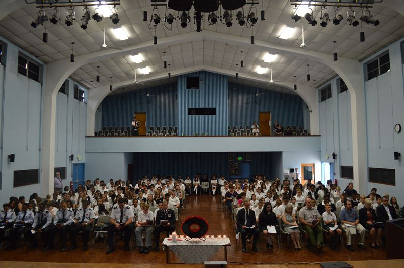 Rememberance Day Prayer Service (1)