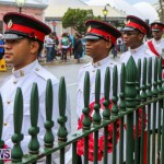 Remembrance Day Front Street Bermuda, November 11 2015-1