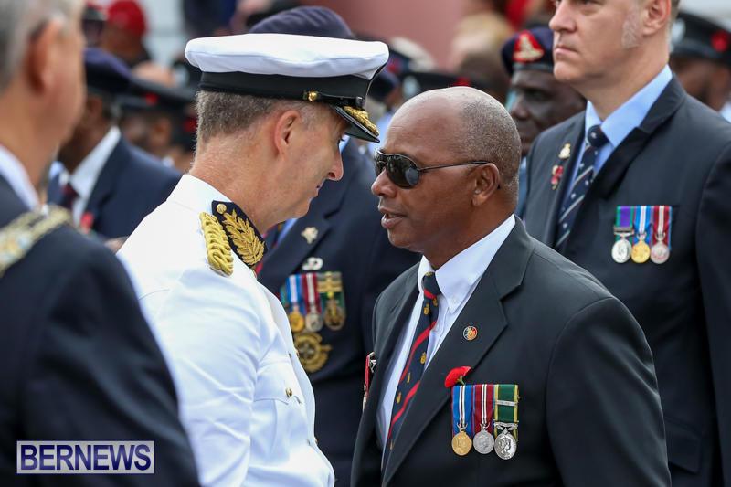Remembrance-Day-Front-Street-Bermuda-November-11-2015-12
