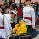 Remembrance Day Front Street Bermuda, November 11 2015-13