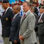 Remembrance Day Front Street Bermuda, November 11 2015-19