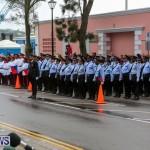 Remembrance Day Front Street Bermuda, November 11 2015-2
