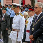 Remembrance Day Front Street Bermuda, November 11 2015-20